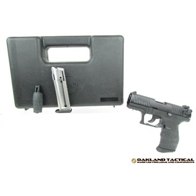 Walther Walther P22 Black .22 LR MFG # 5120300 UPC Code # 723364200274
