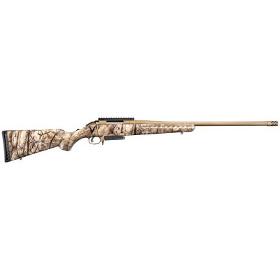"""Ruger RUGER AMERICAN 6.5CRD 22"""" GWC 3RD MFG# 26925 UPC# 736676269259"""