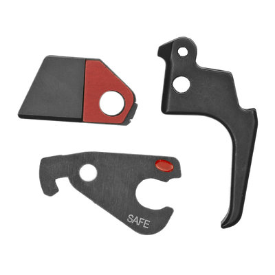 Apex Tactical Specialties, Action Enhancement Kit for Ruger Mark IV 22/45, Black MFG# 117-124 UPC Code# 854263007555