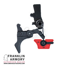 Franklin Armory Binary Firing system Curved trigger for 10/22 MFG# 22-C1 UPC Code# 818725012365