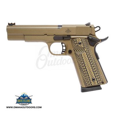 "Armscor/Rock Island Armory Rock Island Armory XT22 MAGNUM 22MAG FDE/BROWN 5"" Barrel MFG# 56786 UPC Code#"