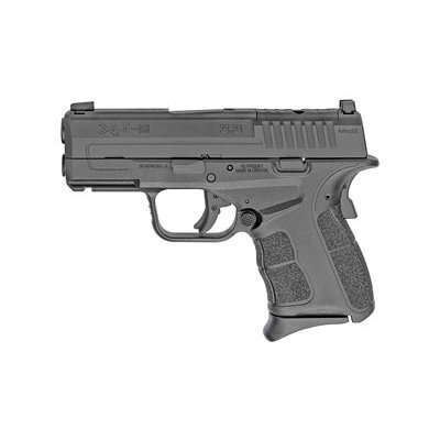 "Springfield Springfield, XDS-Mod.2, OSP (Optical Sight Pistol), Semi-automatic, Striker Fired, Sub-Compact, 9MM, 3.3"" Barrel"