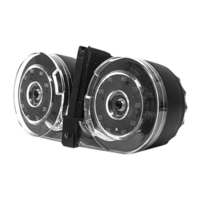 RWB AR-15 Drum Magazine 5.56 / .223 Rem 100-Rounds Gen 2