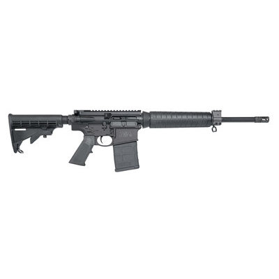 """Smith & Wesson S&W M&P10 SPT 308WIN 16"""" 20RD BLK MFG #11532 UPC #022188869897"""