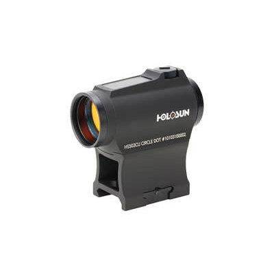 HOLOSUN Holosun Technologies 503CU Red Dot Solar with Internal Battery MFG# HS503CU UPC# 605930624540