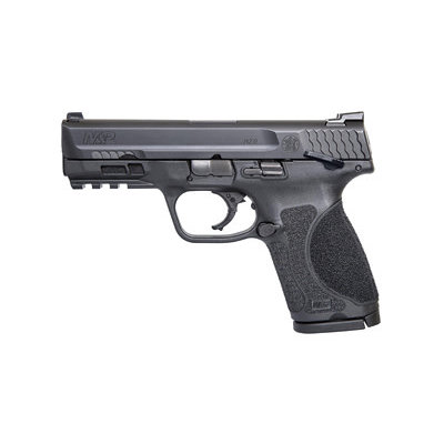 """Smith & Wesson S&W M&P 2.0 9MM 4"""" 15RD BL NMS TS MFG #11686 UPC #022188872705"""