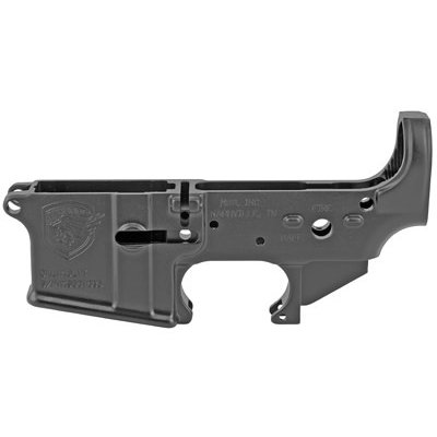 MIL SYSTEMS Military Systems Group, AR15MSLR-4, Stripped Lower Receiver, Semi-Auto 223Rem/556NATO MFG# AR15MSR-4