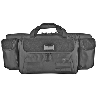 "Evolution Outdoor, Tactical 1680 Series, Tactical Short Barreled Rifle Case, Black Color, 28"", 1680 Denier Polyester"
