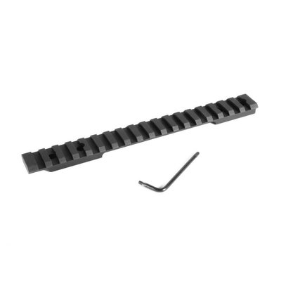 EGW HD Savage Round Black Long Action Picatinny Rail 20 MOA MFG# 80332 UPC Code# 841370109074