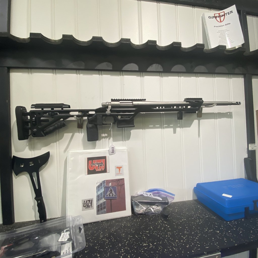Remington (Consignment) Remington 700 5-R .223 Trainer MPA Chassis