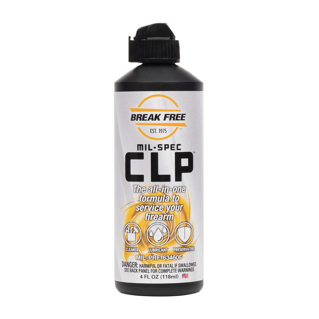 BF CLP 4OZ Squeeze Btl