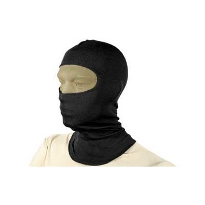 "BLACKHAWK, Lightweight Balaclava, with Nomex, 18"" Length, Black"