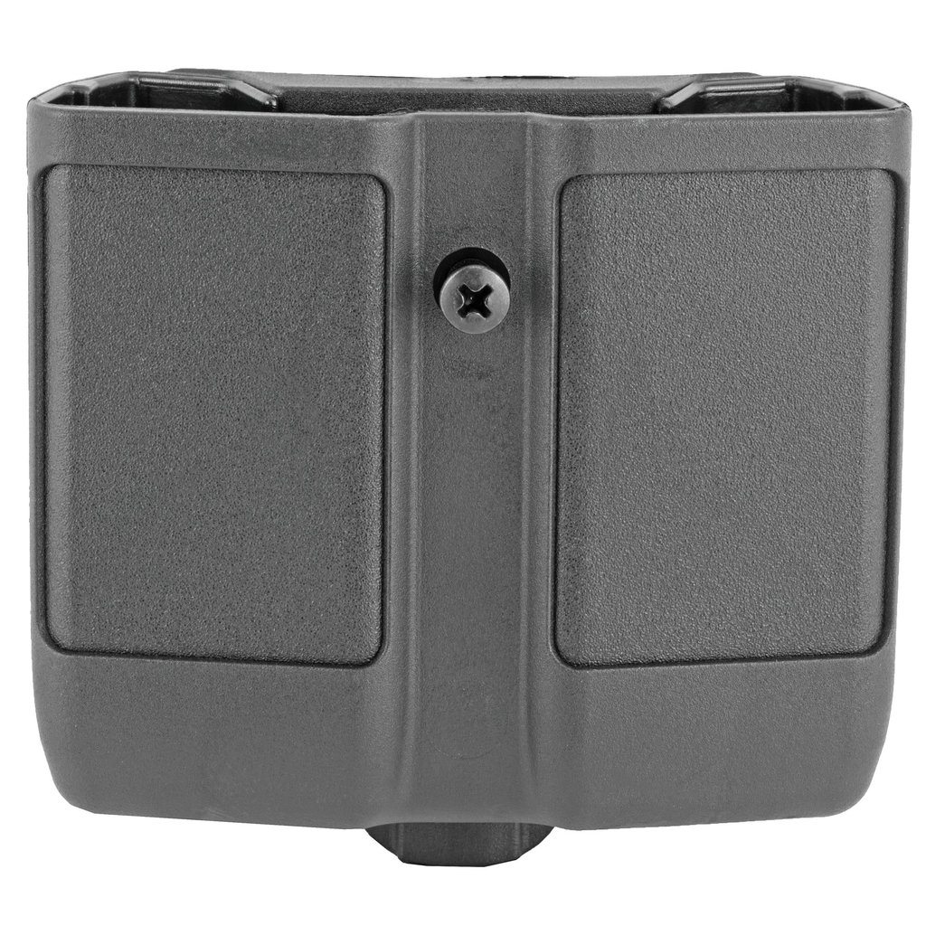 BLACKHAWK, CQC Double Magazine Case, Single Row, Matte Black