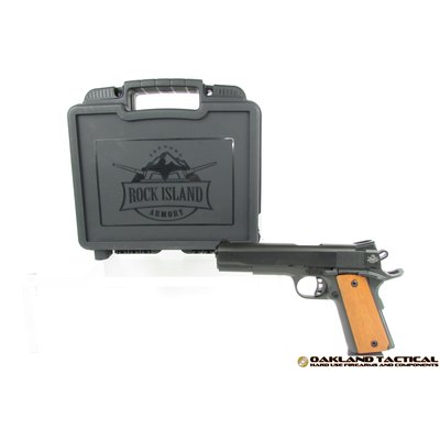 Armscor/Rock Island Armory Rock Island Armory M1911-A1 FS Tac MFG # 51431 UPC Code # 4806015514312