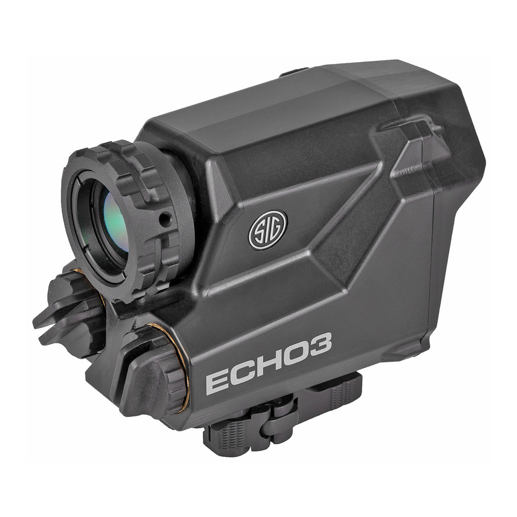 Sig Sauer, ECHO3, Thermal Reflex Sight, 1-6X23, 0.5 MOA Adjustments MFG# SOEC31001 UPC Code# 798681621910