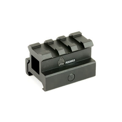 """UTG Leapers Inc. Med-pro Compact 0.83"""" Riser,3 Slots"""