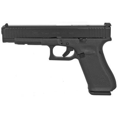 Glock GLOCK 34 GEN5 9MM 17RD MOS FRT SER MFG# PA343S103MOS UPC# 764503030024