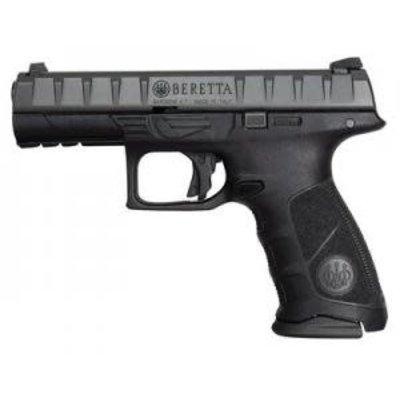 BERETTA USA Beretta APX Black 9mm 4.25-inch 15Rds JAXF915