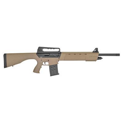 """TRISTAR TriStar KRX Tactical Semi-Auto 12Ga 3"""" 20""""Barrel FDE MFG#25125 UPC Code# 713780251257"""