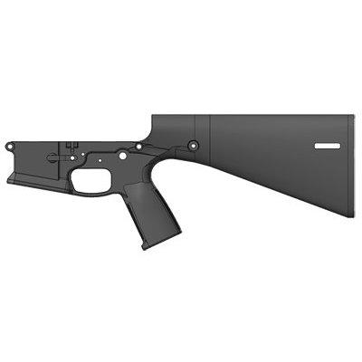KE Arms, KP-15 semi Auto Stripped Lower Receiver Polymer Black MFG# 1-61-01-001