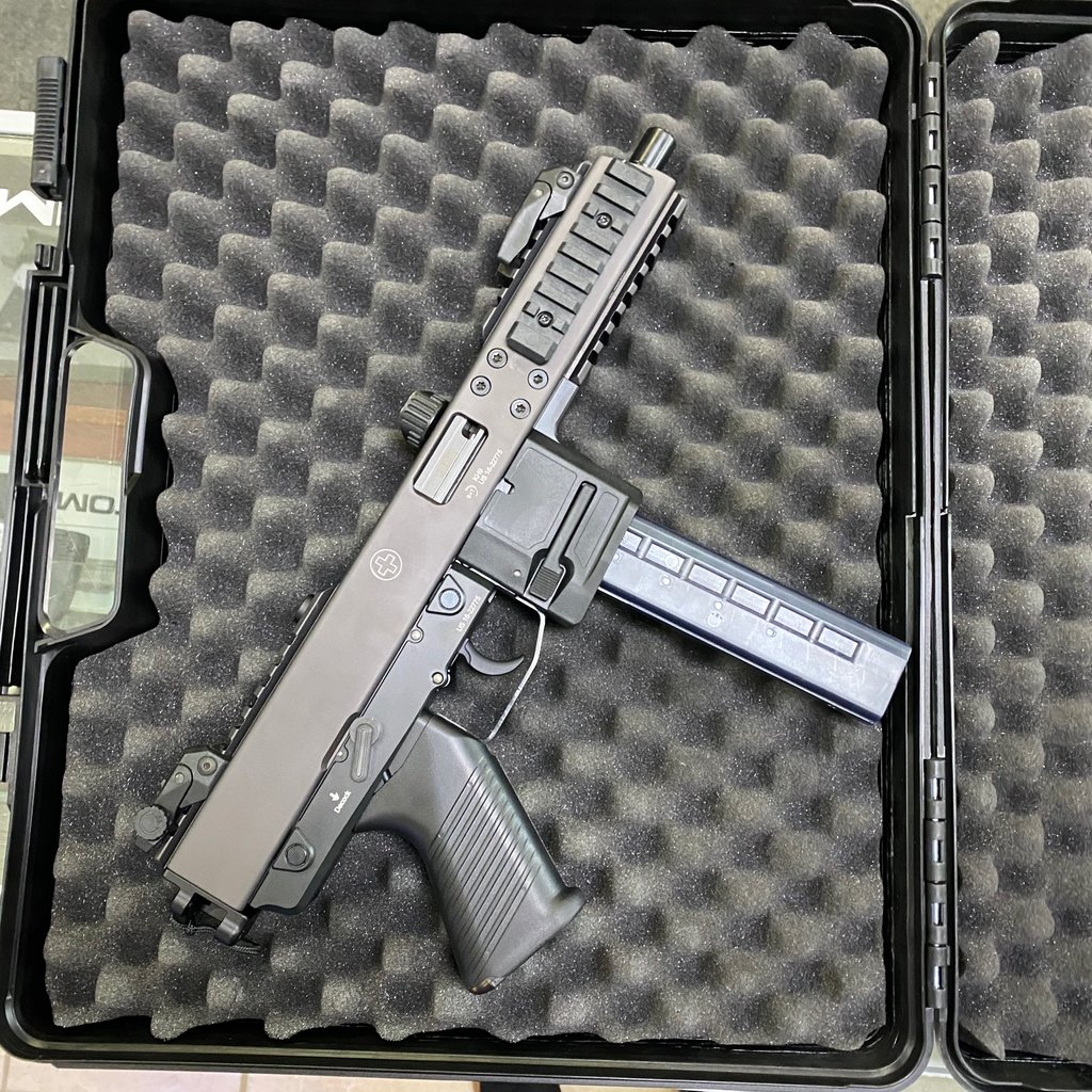 B&T KH9 PISTOL  9X19MM, 1 of 400 produced! UNFIRED NIB