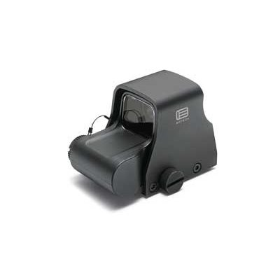 EOTech xps2-0 single cr-123 batt reticle pattern with 65 moa ring