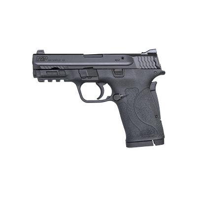"""Smith & Wesson Smith and Wesson M&P380 Shield EZ Compact Semi-Auto 3.675"""" 380 ACP 8rd Blk MFG# 180023 UPC# 022188872934"""