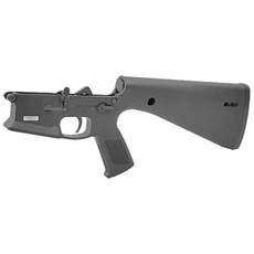 KE Arms, KP-15 Semi-auto Complete Lower Receiver Polymer Black MFG# 1-61-02-002