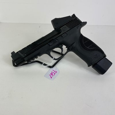 (pre-owned) Smith & wesson M&P 9L 9mm W/vortex venom and extended mags