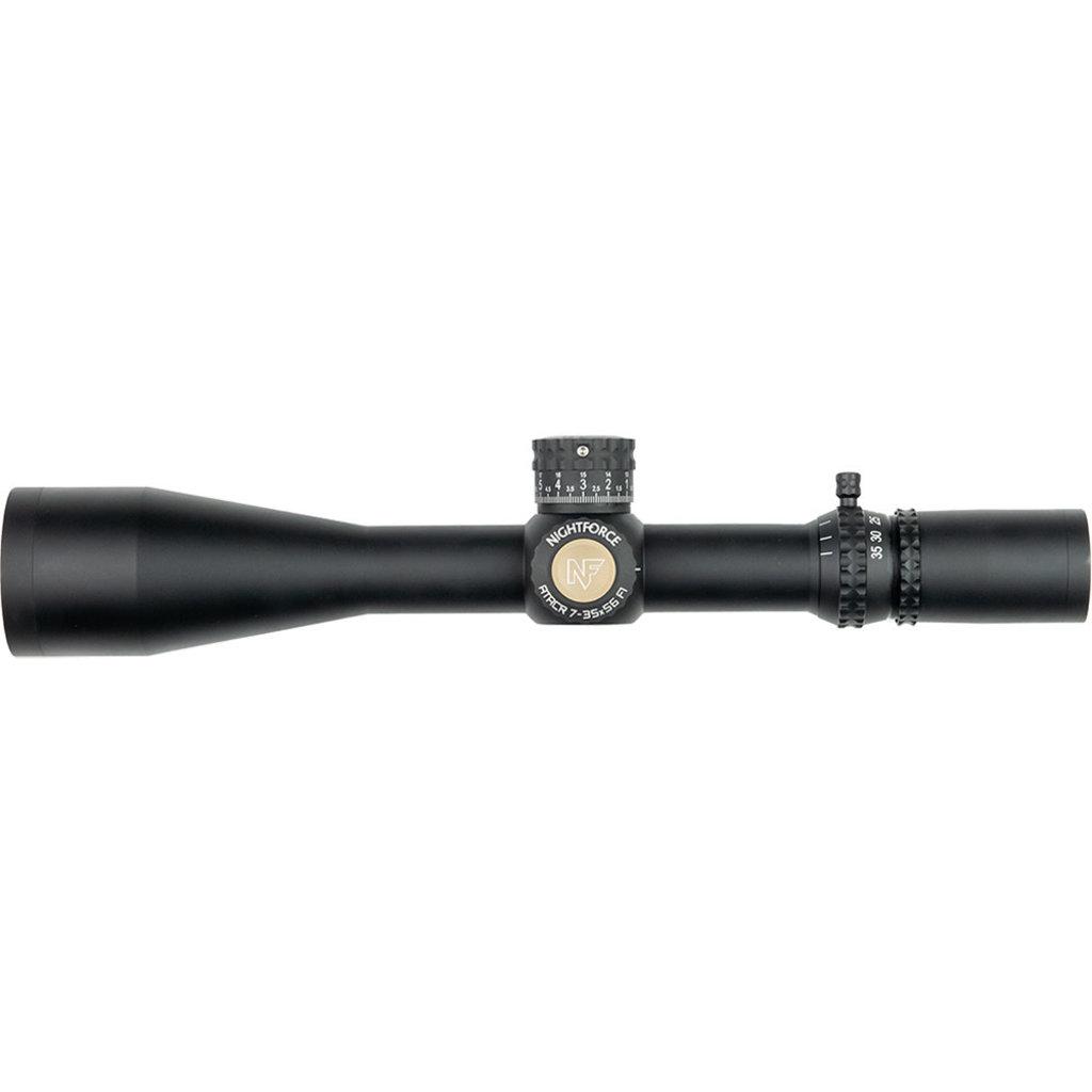 Nightforce Optics Nightforce ATACR - 7-35x56mm F1 - ZeroStop™ - .1 Mil-Radian - DigIllum™ - PTL - Mil-XT™