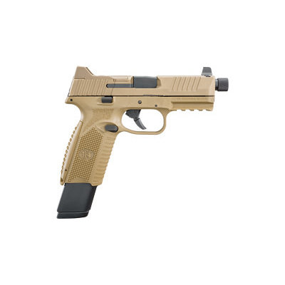 FNH USA FN 509 Tactical FDE 24+1 NS TB MFG#66-100373 UPC Code#845737009137
