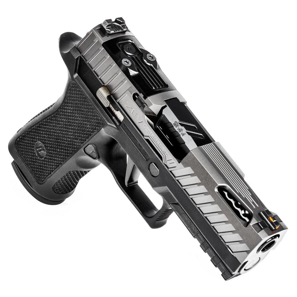 Zev Technologies Zev Z320 Carry  Octane Gun Mod  W/ RMR Cuts UPC Code# 811338036193