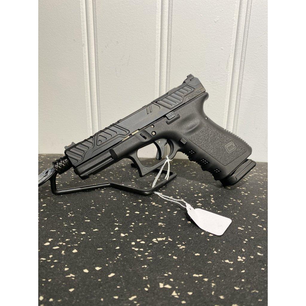 Glock (consignment) Glock 19 Gen 3  w/ Zev Orion slide and Zev barrel