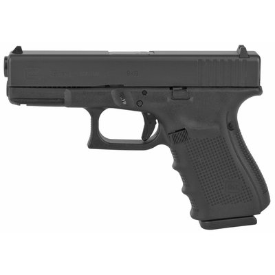 "Glock Glock 19 Safe Action 9mm 4.02"" 15rd Blk MFG# PI1950203  UPC# 764503502194"