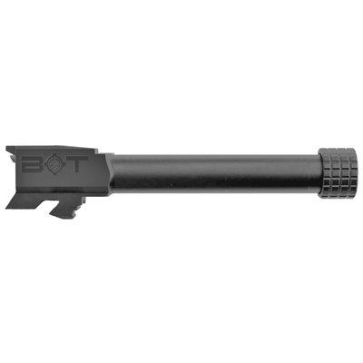 Backup Tactical Threaded Barrell 9mm Fits Glock 48 Blk MFG# G48TB-BLK UPC# 686696690253