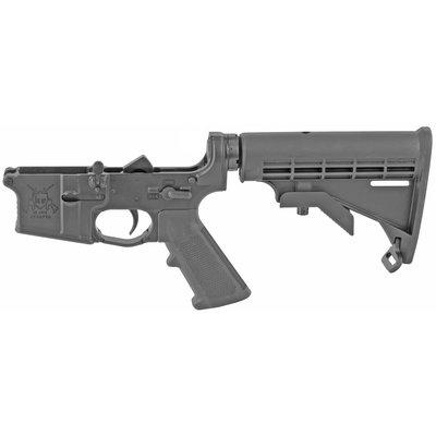 KE Arms KE-15 Complete Lower Receiver Semi-Auto 223 Rem/556 NATO Blk MFG# 1-50-01-033