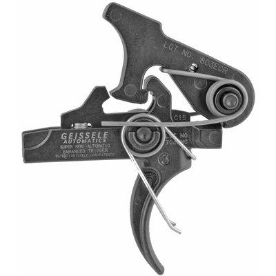 Geissele Automatics Geissele Automatics Super Semi-Auto Enhanced Trigger MFG# 05-160 UPC# 854014005038
