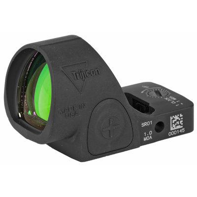 Trijicon Trijicon SRO Reflex 1X 1 MOA Matte Blk MFG# SRO1-C-2500001 UPC# 719307615779
