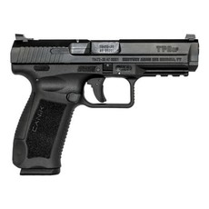 Century Canik TP9SF One 9mm 18Rd. Black MFG# HG4865-N UPC # 787450524521