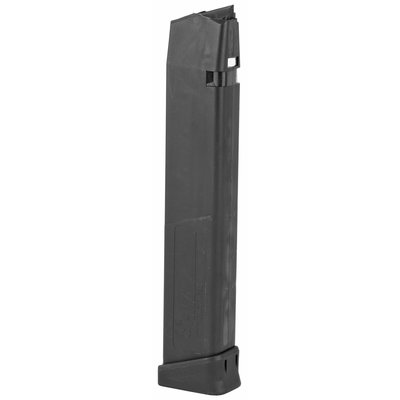 SGM Tactical  Magazine, 45 ACP, 26Rd, Fits Glock 21, Black Finish