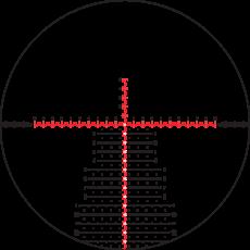 Nightforce Optics Nightforce ATACR 4-20x50 F1 - ZeroStop - .1 Mil-Radian - Digillum - PTL - Mil-XT, UCP# 847362019550