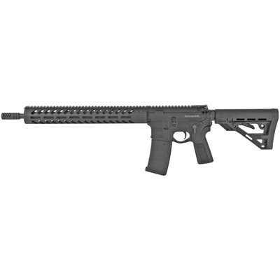 "LUXUS ARMS (HM DEFENSE) HM Defense, DefenderM5L, Semi-automatic, AR, 223REM/556NATO, 16"" MONOBLOC HBAR Barrel, Midlength Gas System MFG#"