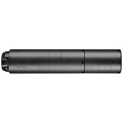 Dead Air Armament Dead Air Wolfman 9mm Blk MFG# WOLFMAN UPC# 810042340046