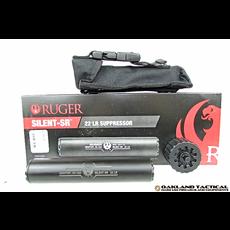 Ruger Ruger Silent-SR 22LR MFG #19000 UPC #736676190003