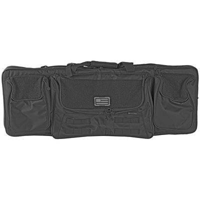 "Evolution Outdoor Tactical 1680 Series Double Rifle Case 36"" Blk MFG# 51299-EV UPC# 814640025459"