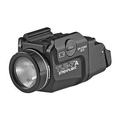 Streamlight TLR-7A Flex 500 Lumens Picatinny Fit Blk MFG# 69424 UPC# 080926694248