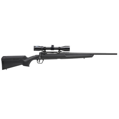 "SAVAGE  AXIS II XP COMPACT 350 LEGEND 18"" BARREL UPC# 011356575487      BUSHNELL"