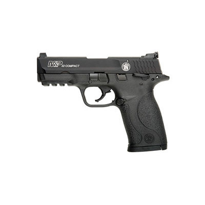 """Smith and Wesson M&P Compact Semi-Auto Striker Fired 22LR 3.6"""" 10rd Blk MFG# 108390 UPC# 022188083903"""