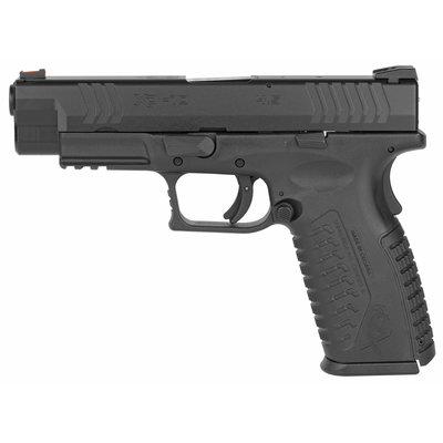 "Springfield XDM Semi-Auto Striker Fired 4.5"" 10mm 15rd Blk MFG# XDM94510BHCE UPC# 706397921705"