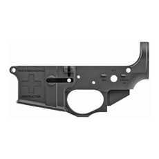 Spike's Tactical Spike's Tactical STL S033 Waterboarding Semi-Auto 556NATO 223 Remington Stripped Lower Receiver Blk MFG# STLS033 UPC# 815648028343